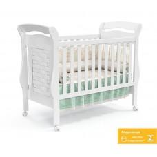 Berço Elegance Inmetro - Matic - Mobily Baby
