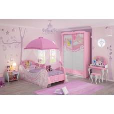 Quarto Temático Barbie Juvenil
