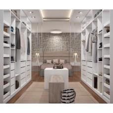 Closet Projetado Rimo (Branco)